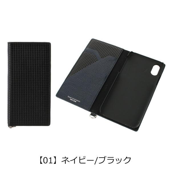 トランスコンチネンツ スマホケース 手帳型 iPhone XS ジェットセッター メンズ  TC-6065119 スマホカバー スマートフォンケース 本革 レザー|richard|08