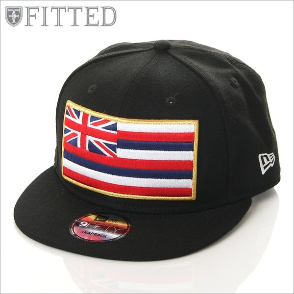 FITTED HAWAII SLAPSWIND SNAP BACK CAP RICH RUSH EXCLUSIVE model フィッテッド ハワイ × ニューエラ richrush