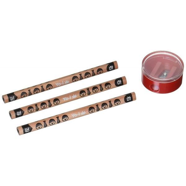 トンボ ヨーイ おけいこ えんぴつ セット 知育 文具 鉛筆 入園 準備 こども 受験 らくがき 持ち方 yo-i