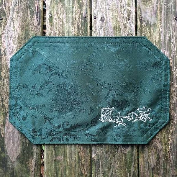 魔女の家 エレンの日記 ロゴティーマット|riffleshuffle|09