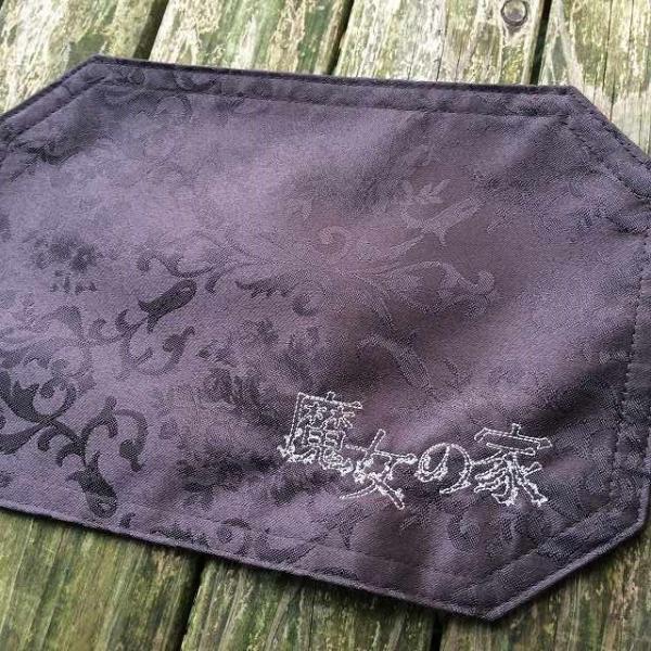 魔女の家 エレンの日記 ロゴティーマット|riffleshuffle|10
