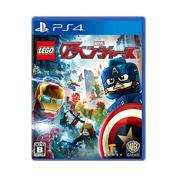 LEGO(R)マーベルアベンジャーズ-PS4