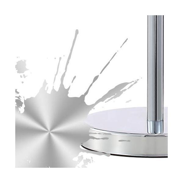 (セーディコ) Cerdeco シンプルデザイン 真実の両面鏡DX 5倍拡大鏡 360度回転 卓上鏡 スタンドミラー メイク 化粧道具 鏡面148mm rinco-shop