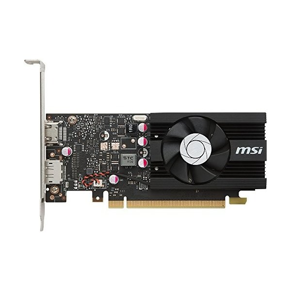 MSI GeForce GT 1030 2G LP OC グラフィックスボード VD6348|rinco-shop