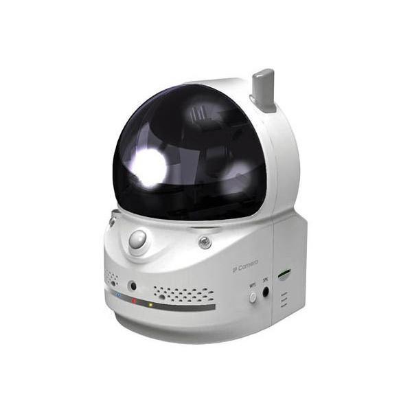 防犯カメラ本体 IPカメラ  ネットワークカメラ Home Eye MTC-HE02IP|ring-g