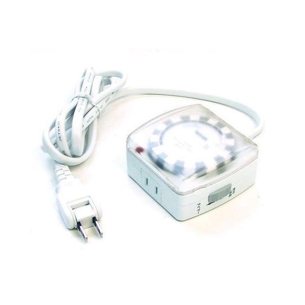 リーベックス プログラムタイマーEX PT7 REVEX ギア式 家電器具 電源 自動でON/OFF タイマー付きコンセント|ring-g