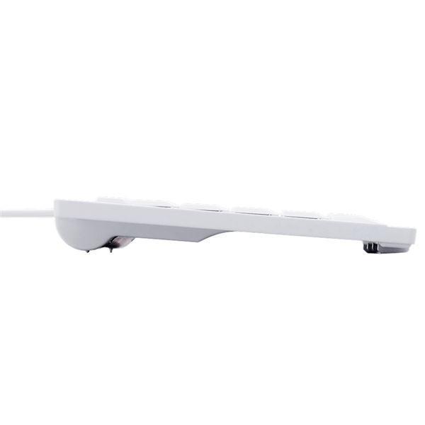 バッファロー(サプライ) USB接続 有線スリムキーボード ホワイト BSKBU14WH rinkobe 03