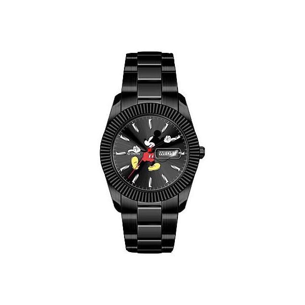 Mickey Watch ミッキーウォッチ メンズ腕時計 BLACK|rinkydink