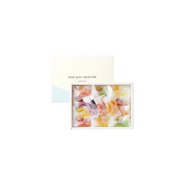 彩果の宝石 フルーツゼリーコレクション25個入り (FC10)