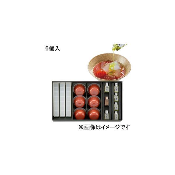 たねや たねや寒天トマト 6個入※夏期クール便推奨