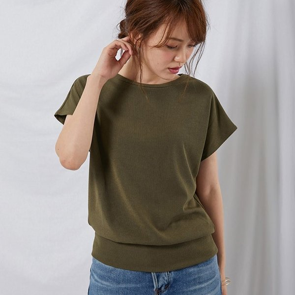 Tシャツ  カットソー 白 シャツ レディース おしゃれ オフィス  一部即納|rioty|18