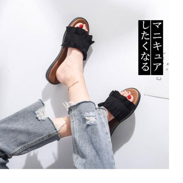 サンダル レディース 履きやすい 可愛いサンダル 歩きやすい おしゃれ 疲れない 靴 シューズ 一部即納|rioty|11
