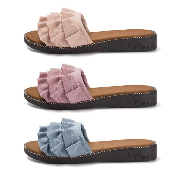 サンダル レディース 履きやすい 可愛いサンダル 歩きやすい おしゃれ 疲れない 靴 シューズ 一部即納|rioty|18
