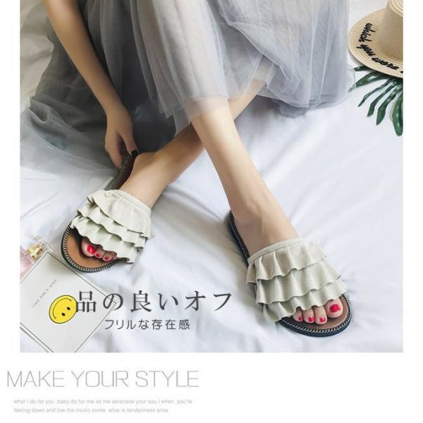 サンダル レディース 履きやすい 可愛いサンダル 歩きやすい おしゃれ 疲れない 靴 シューズ 一部即納|rioty|03