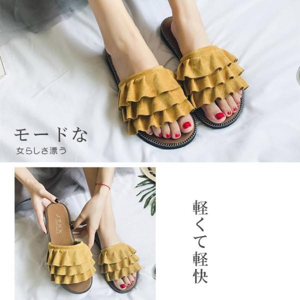 サンダル レディース 履きやすい 可愛いサンダル 歩きやすい おしゃれ 疲れない 靴 シューズ 一部即納|rioty|05