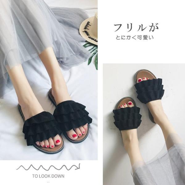 サンダル レディース 履きやすい 可愛いサンダル 歩きやすい おしゃれ 疲れない 靴 シューズ 一部即納|rioty|07