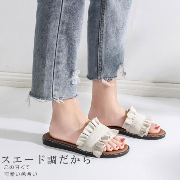 サンダル レディース 履きやすい 可愛いサンダル 歩きやすい おしゃれ 疲れない 靴 シューズ 一部即納|rioty|08