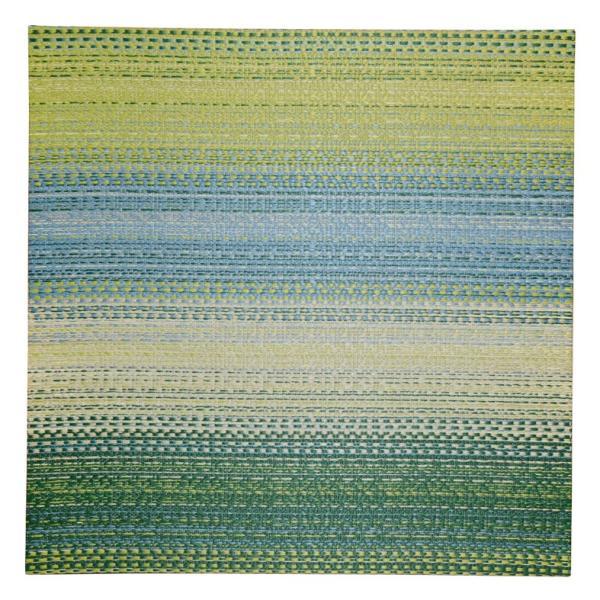 【1枚】置き畳 い草 ユニット畳 フロア畳  琉球畳  縁なし畳【純国産】AQUAシリーズ ブルー/グリーン/ブラウン  約82×82×1.8cm 半畳  日本製|rirakusa|17