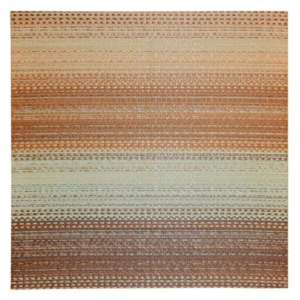 【1枚】置き畳 い草 ユニット畳 フロア畳  琉球畳  縁なし畳【純国産】AQUAシリーズ ブルー/グリーン/ブラウン  約82×82×1.8cm 半畳  日本製|rirakusa|18