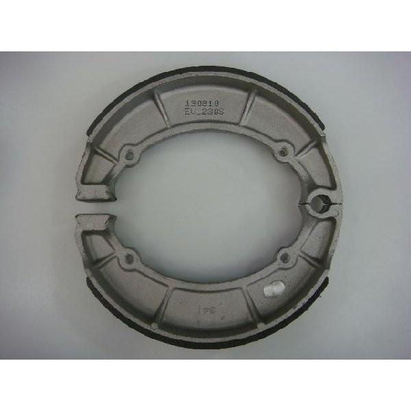 EV-230S ドラムブレーキシュー XV400ビラーゴ ドラッグスター400/クラシック XV535 ビラーゴ 補修 交換 部品 パーツ|rise-batterystore|02