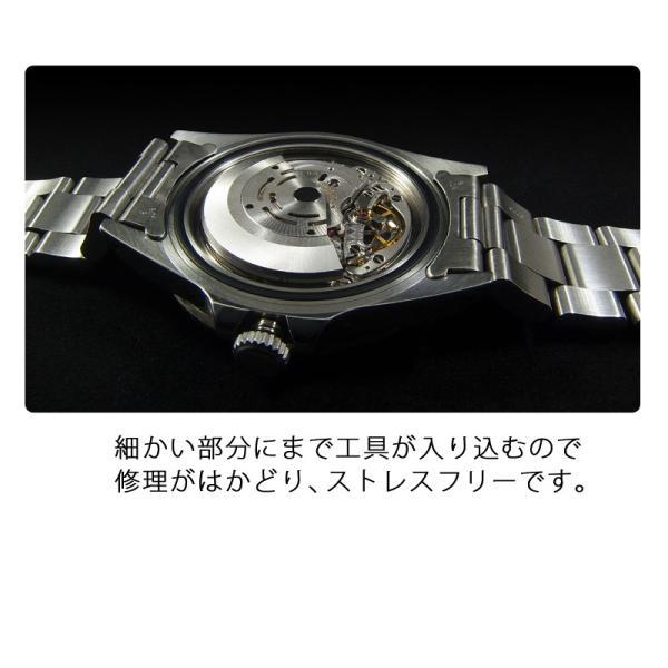 工具セット 16点セット 時計 腕時計 工具 ベルト調整 電池交換 メンテナンス 修理 便利 調整 調節 ドライバー|risecreation|13
