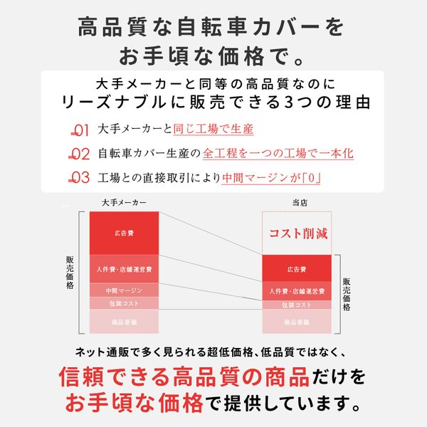 自転車カバー 撥水 UVカット 防水 厚手の高品質 20インチ 24インチ 29インチ|risecreation|06