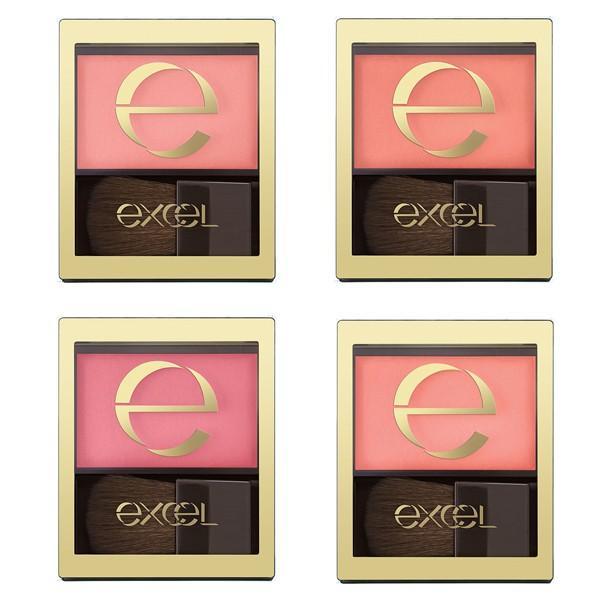 エクセル excel スキニーリッチチーク RC01 ピンクネクター 定形外発送|riselife|04