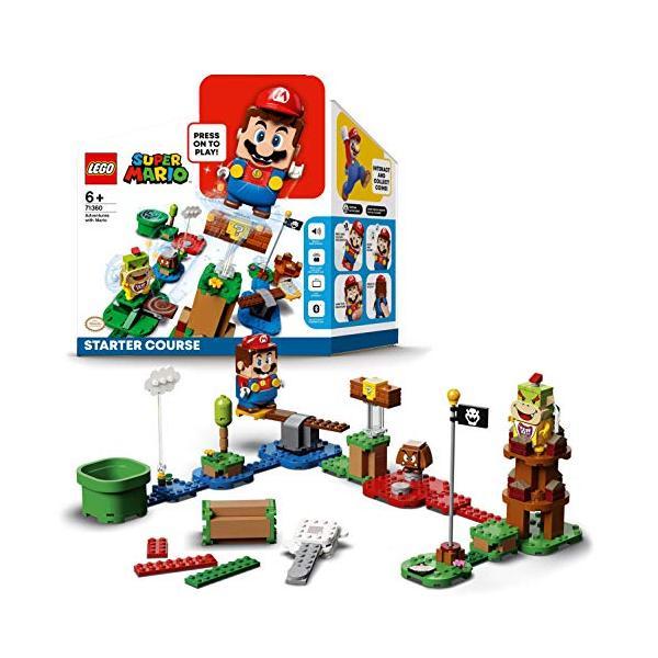 レゴ(LEGO)スーパーマリオレゴ(R)マリオとぼうけんのはじまりスターターセット71360