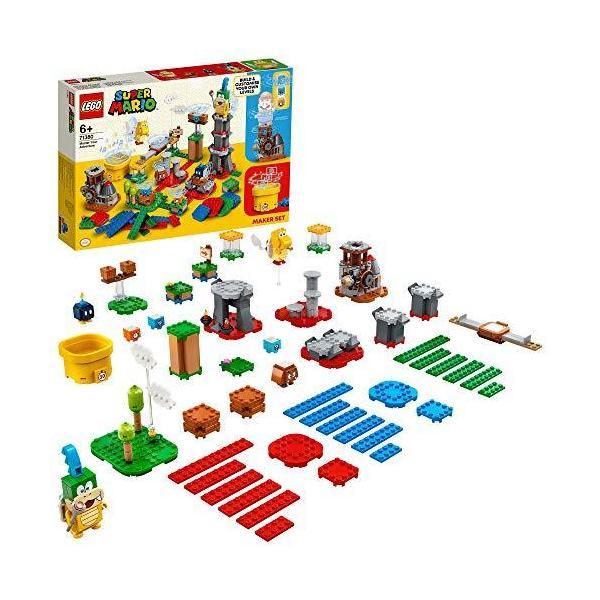 レゴ(LEGO)スーパーマリオコースマスターチャレンジ71380