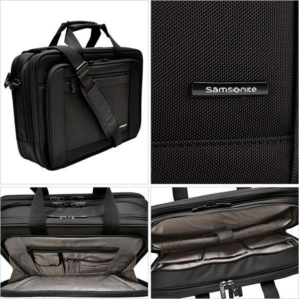 【ボーナスセール】サムソナイト Samsonite バッグ ビジネス ブリーフケース メンズ CLASSIC BUSUNESS 43270|riverall-men|03