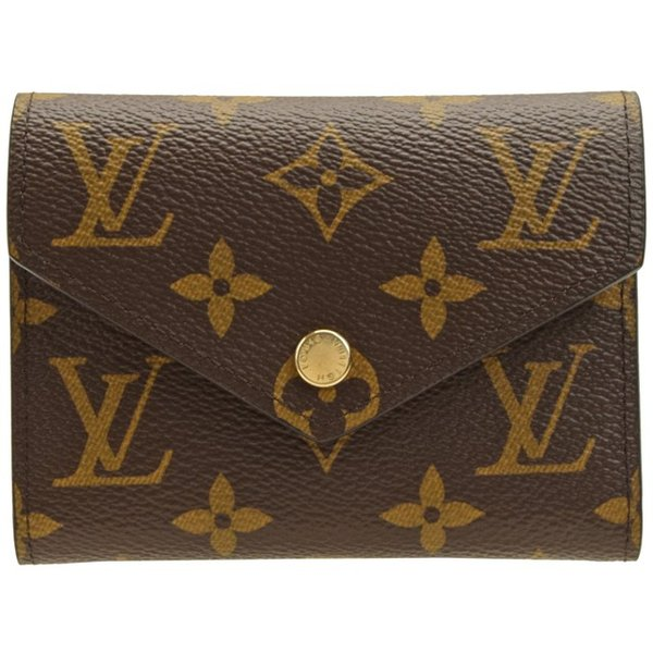 the best attitude a84b2 078a9 ボーナスセール ルイヴィトン LOUIS LV VUITTON 三つ折り財布 ...