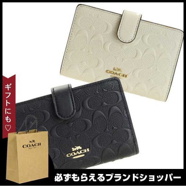 free shipping 99d34 bd6f8 コーチ 二つ折り財布 アウトレット のおすすめ/人気ファッション通販