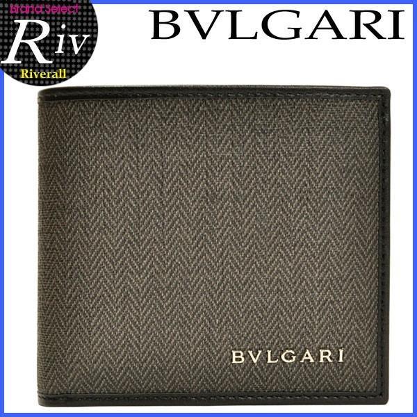 free shipping 4608c 15b42 セール ブルガリ BVLGARI 財布 メンズ 二つ折り 財布 新作 32581 アウトレット