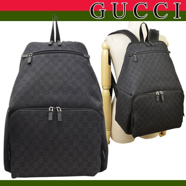 best authentic 54dfe f0380 グッチ バッグ GUCCI リュックサック バックパック 新作 GG ...