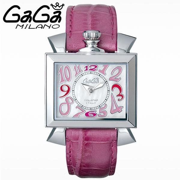 [厳選]ガガミラノ GAGA MILANO 時計 ユニセックス 腕時計 ナポレオーネ 40MM 60306 riverall