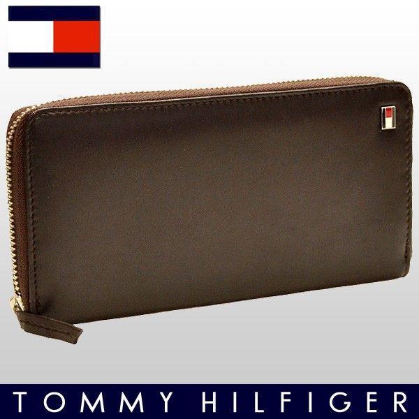 f30cfedc8e88 ポイントキャンペーン中 トミーヒルフィガー TOMMY HILFIGER 長財布 メンズ ラウンドファスナー 91-4691| ...