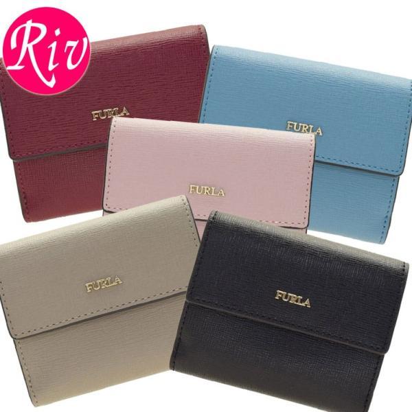 new product 56695 41082 フルラ FURLA 財布 二つ折り pz10