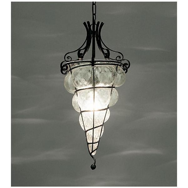 【ペンダントライト アイアン ブラック 黒】照明器具 LED アンティーク エレガント おしゃれ 遠藤照明 XRP6017U