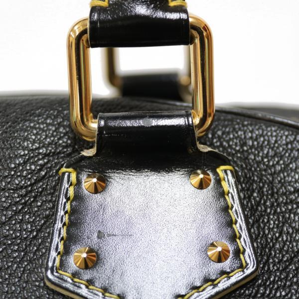 ルイヴィトン レディース ショルダーバッグ LOUIS VUITTON スハリ シュペールブ ブラック系 黒 M91891 BAG メンズ 中古
