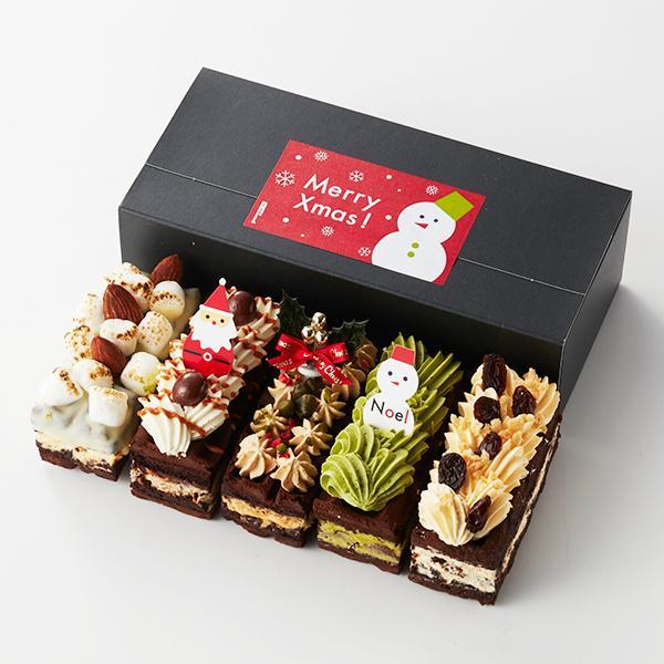 クリスマスケーキ 2020 予約 冷凍 Xmasブラウニードルチェ|rl-waffle|04
