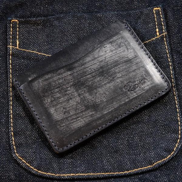 レッドムーン カードケース   BD-LC ブライドルレザー  REDMOON レターパックプラス対応 rmismfukuoka