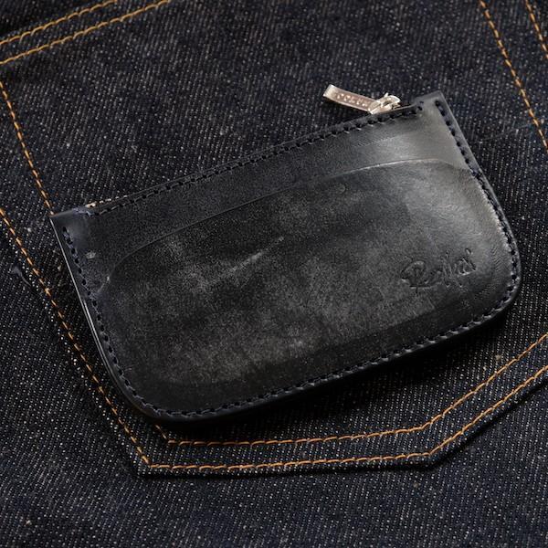 レッドムーン コインケース REDMOON BD-SW ブライドルレザー カード入れ スマートウォレット レターパックプラス対応 rmismfukuoka