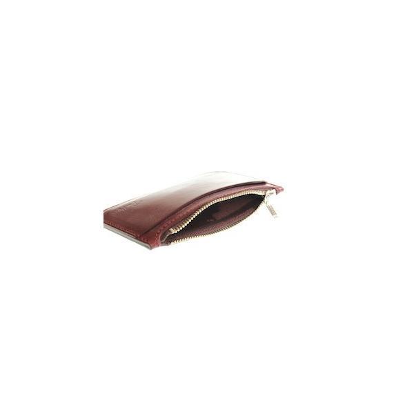レッドムーン コインケース REDMOON BD-SW-L ラージサイズ ブライドルレザー カード入れ スマートウォレット レターパックプラス対応|rmismfukuoka|04