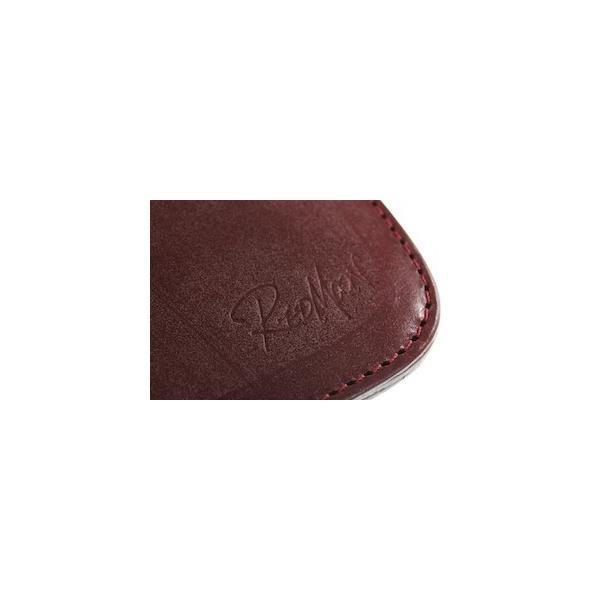 レッドムーン コインケース REDMOON BD-SW-L ラージサイズ ブライドルレザー カード入れ スマートウォレット レターパックプラス対応|rmismfukuoka|06