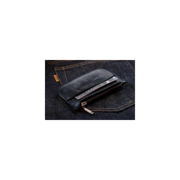 レッドムーン コインケース REDMOON BD-SW ブライドルレザー カード入れ スマートウォレット レターパックプラス対応 rmismfukuoka 02