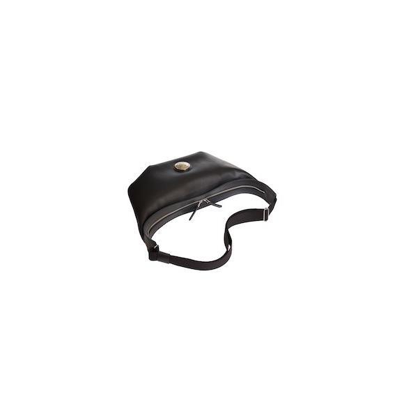レッドムーン バッグ  REDMOON ボディバッグ  LONGSHIP-LGM Lサイズ ショルダーバッグ オイルレザー 51mmコンチョ rmismfukuoka 03