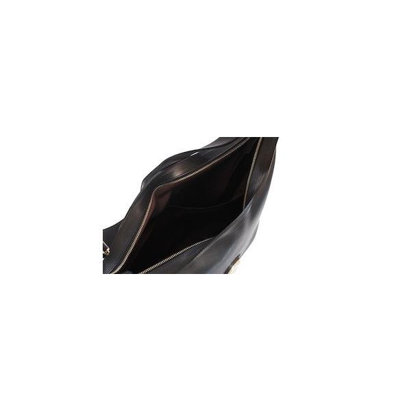 レッドムーン バッグ  REDMOON ボディバッグ  LONGSHIP-LGM Lサイズ ショルダーバッグ オイルレザー 51mmコンチョ rmismfukuoka 09