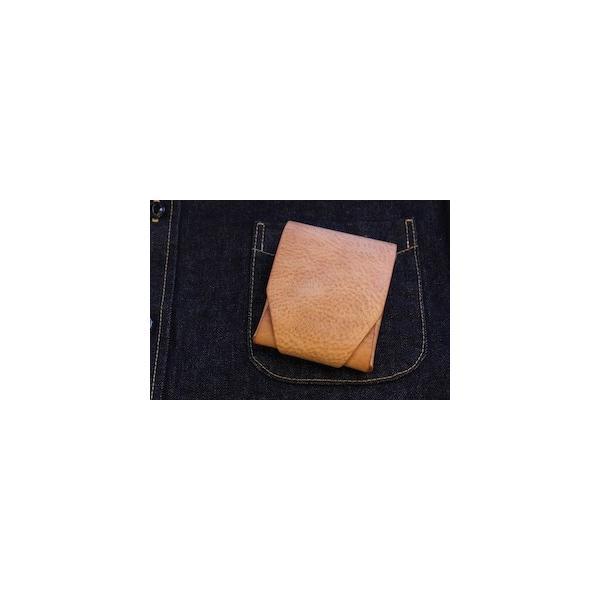 NODATA  スマートウォレット ND-R01 ショートウォレット 財布 イタリアンレザー  アラスカ エルバマット 【送料無料】REDMOON|rmismfukuoka|04