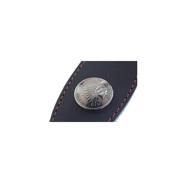レッドムーン キーホルダーREDMOON RC-1A-LTD  数量限定 オイルレザーネイビー|rmismfukuoka|02