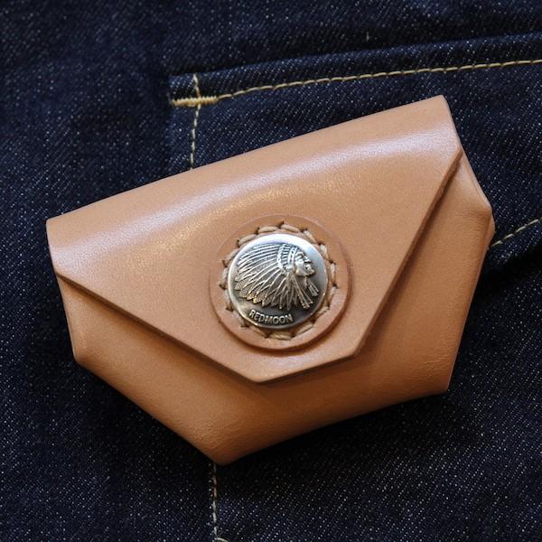 レッドムーン コインケース REDMOON RM-NCCZ 小銭入れ ZETTコイン|rmismfukuoka